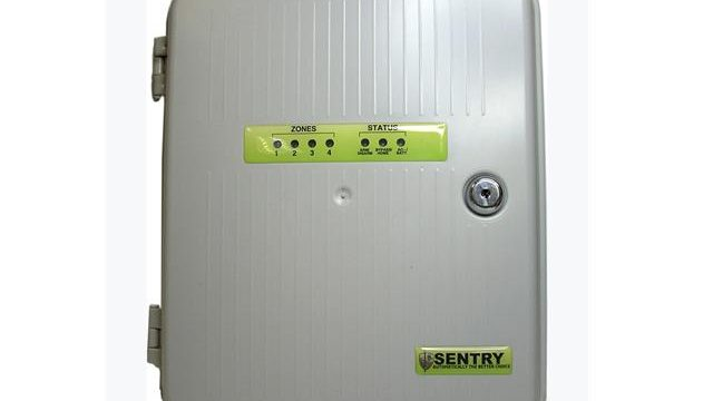 Sentry 4 Zone alarm Panel (Standard)