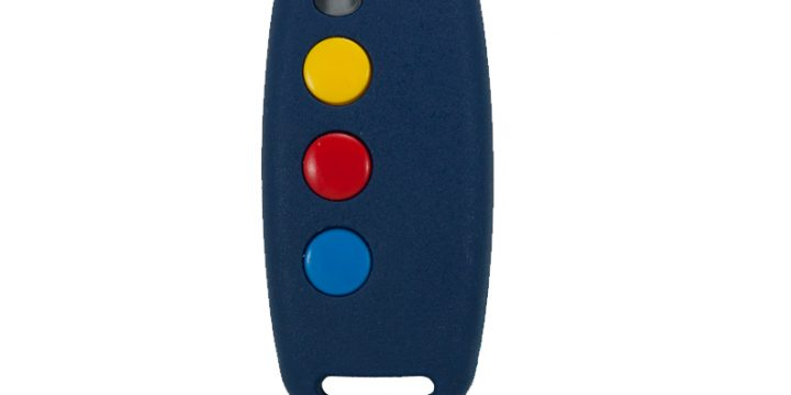 SENTRY Code Hopping Remote Control Transmitter 433Mhz